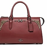 Coach x Selena Bond Bag With Crystal Embellishment