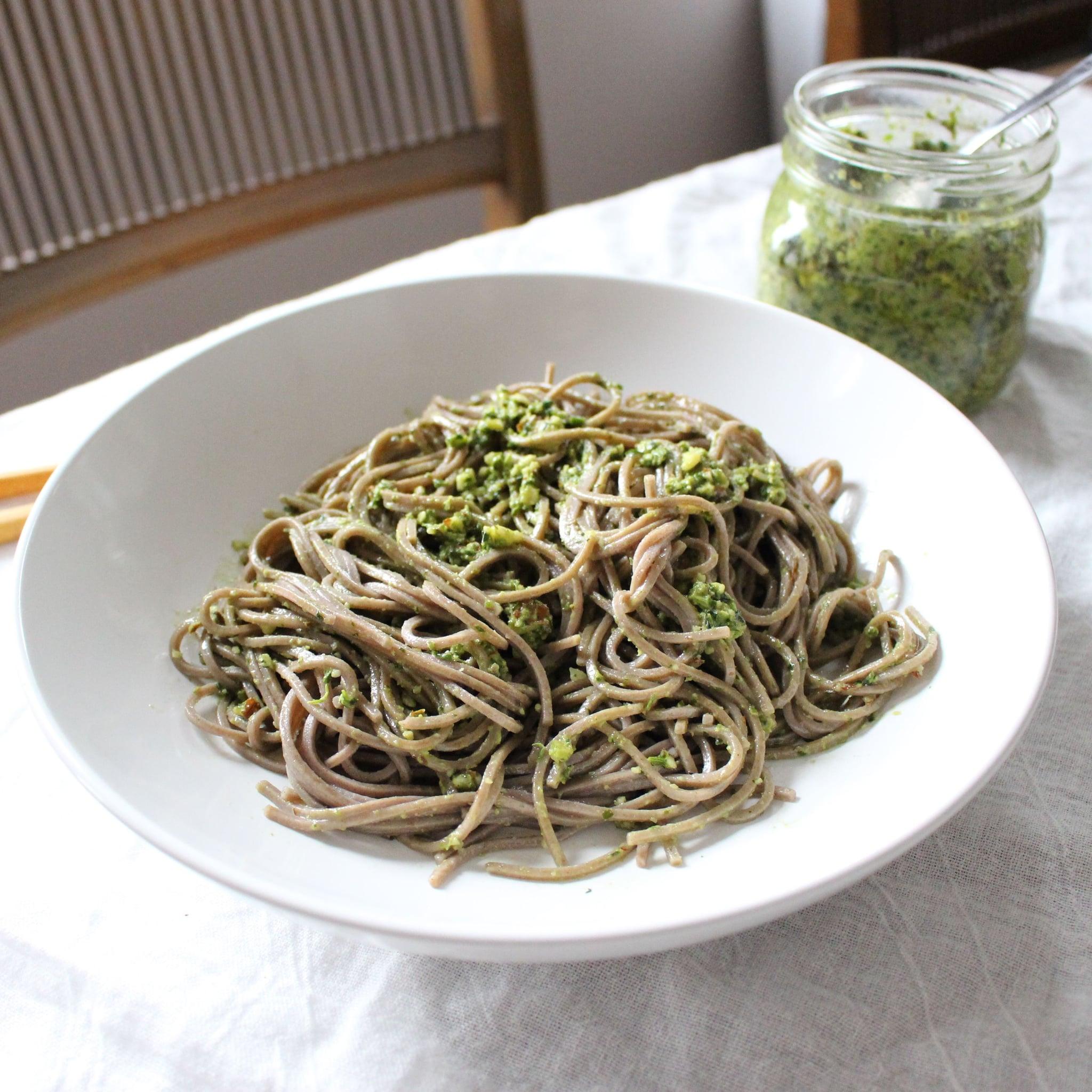Asian pesto recipe