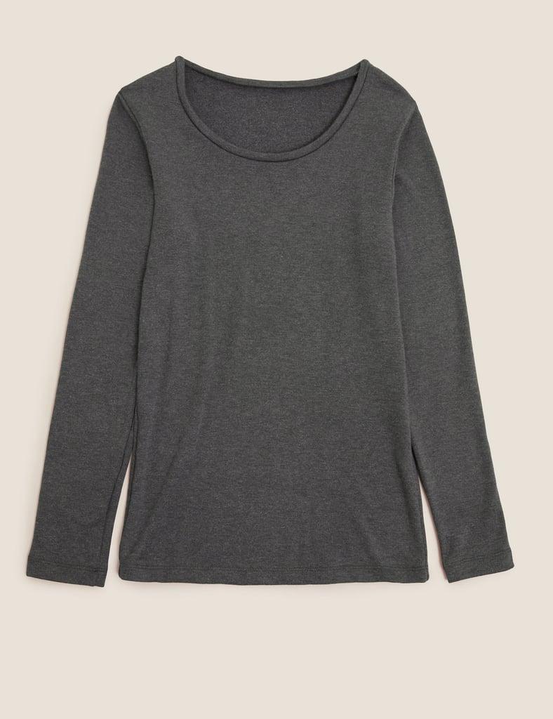 M&S Heatgen Plus Thermal Long Sleeve Top