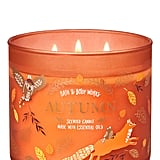 Bath and Body Works Autumn 3-Wick Candle