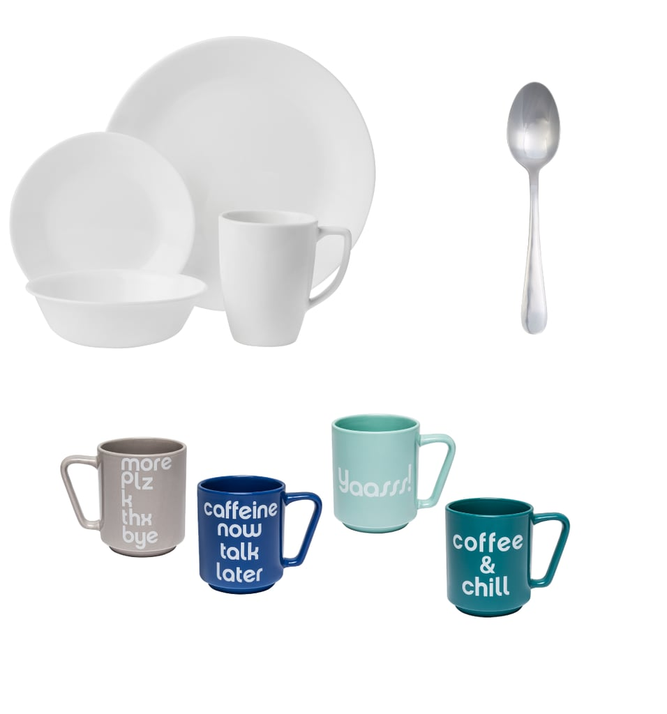 A Simple Set of Dishes
