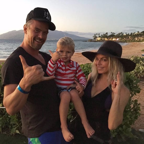 Fergie and Josh Duhamel Anniversary Instagram Photos 2017
