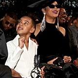 Beyoncé and Blue Ivy Carter