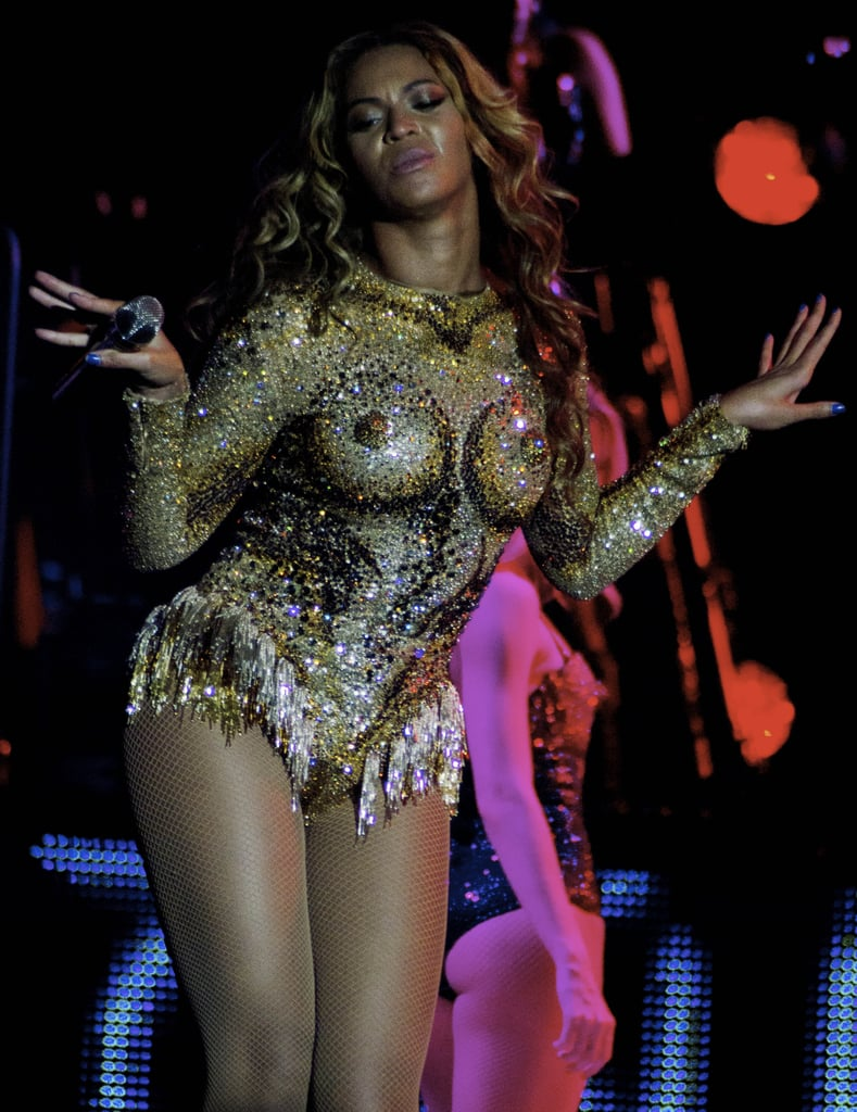 Beyoncé Knowles Kicks Off Her Mrs. Carter Show Tour in Serbia