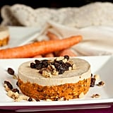"If you love the flavors of a classic carrot cake but are on a dairy-free diet, you're in luck! This cute raw carrot ""cheese"" cake from Healthful Pursuit is a perfect recipe for you."