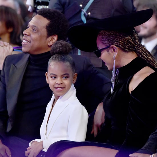 Tina Knowles Says Blue Ivy Can Do Makeup