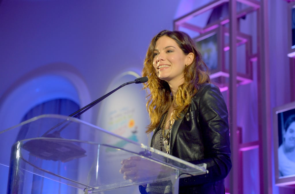 Michelle Monaghan attended the Children's Defense Fund Beat the Odds Awards in Beverly Hills.