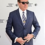Bryan Cranston looked supercool before a Future of Film discussion at Tribeca.