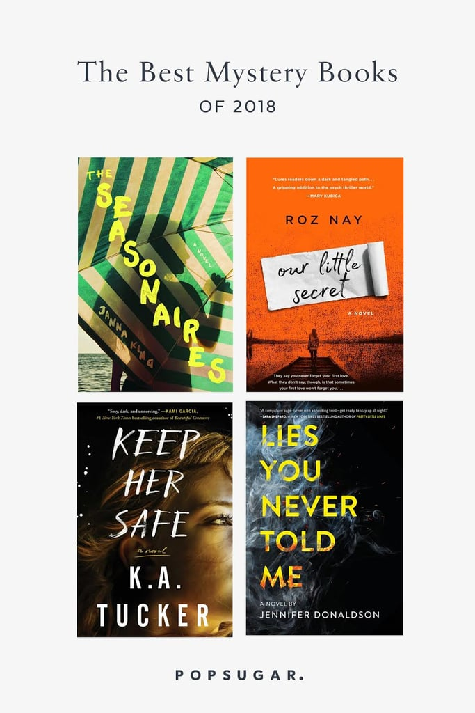 Best Mystery Books of 2018