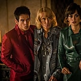 Derek, Hansel, and Valentina Valencia From Zoolander 2