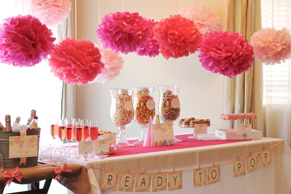 Ready To Pop Shower Dessert Tables For Baby Showers Popsugar