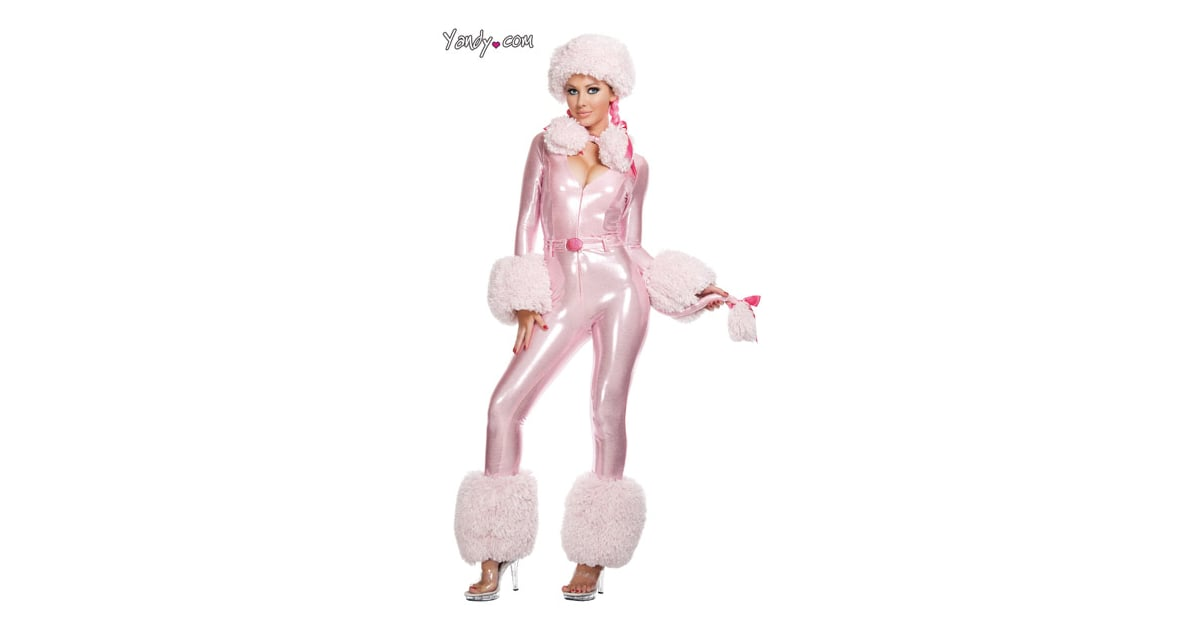 poodle sexy halloween costumes gone wrong popsugar