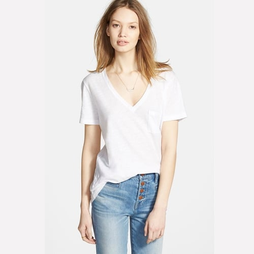 100 Editor-Approved White Tees