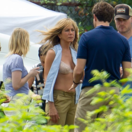 Jenifer Aniston Boob