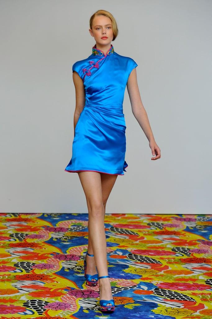 Spring 2011 New York Fashion Week: Philosophy di Alberta Ferretti