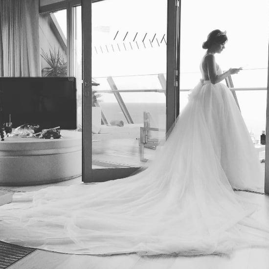 Dulceida Wedding Dress