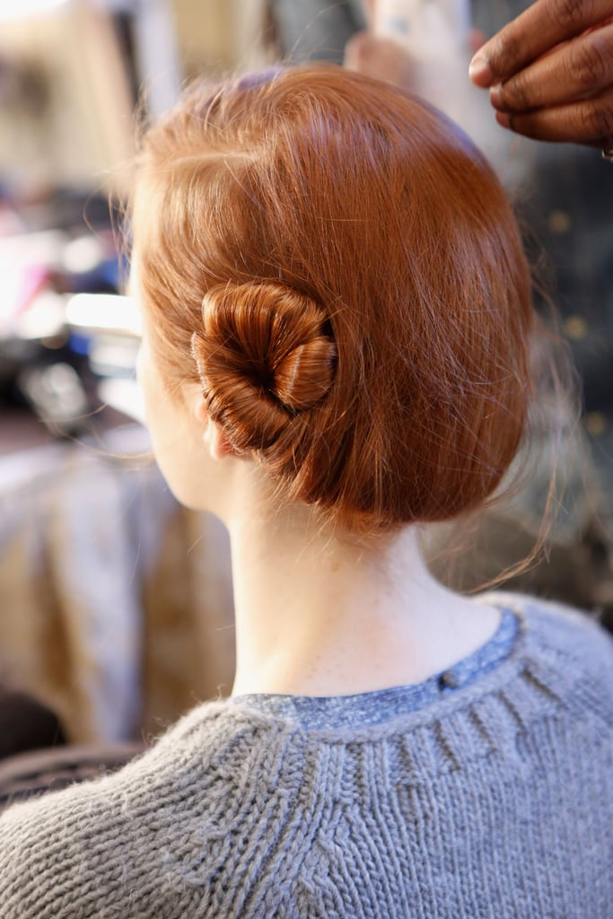 Runway-Inspired: Ponytails and Chignons