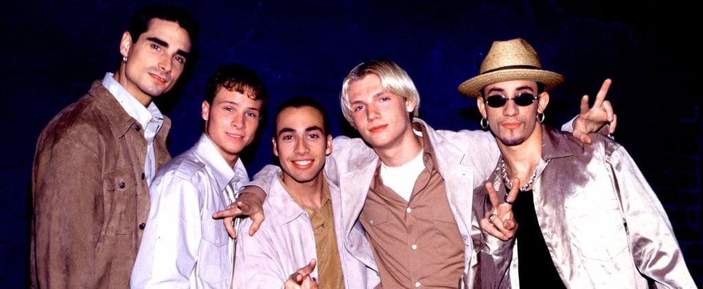 Pictures of the Backstreet Boys Through the Years