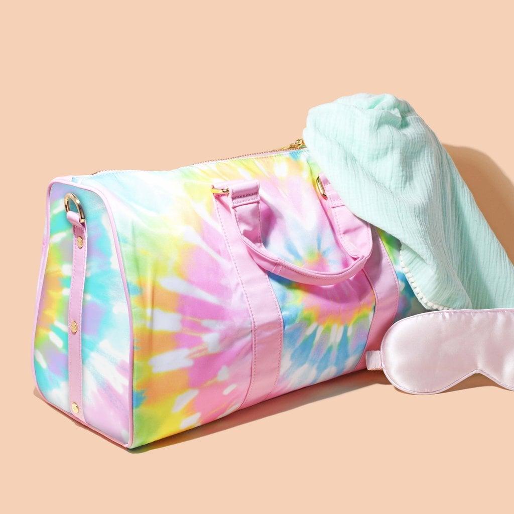 Stoney Clover Lane Tie Dye Mini Duffle Bag