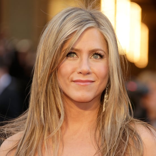 Jennifer Aniston's Natural Hair Color