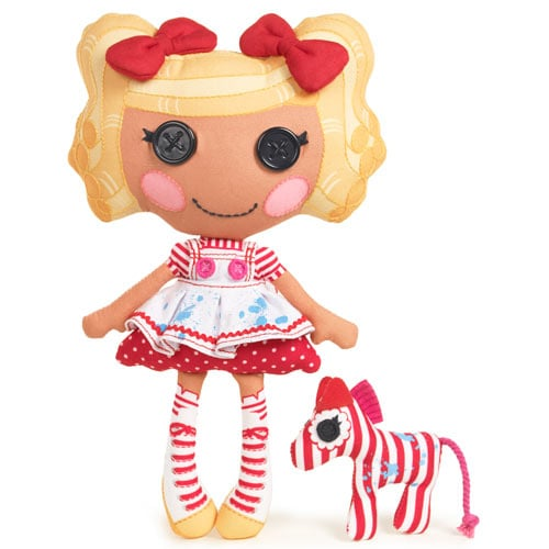Will You Be Buying Lalaloopsy Soft Dolls?