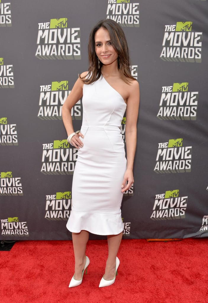 jordana brewster 2013 mtv movie awards celebrity red