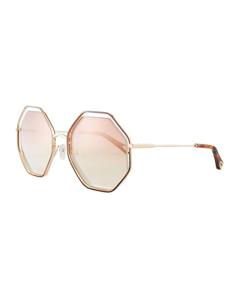 Pretty designer sunglasses