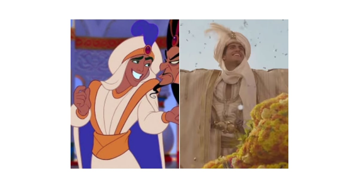 mena massoud as the prince ali version of aladdin