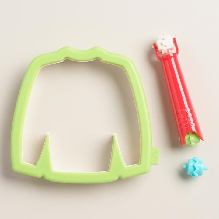 What's better than an ugly holiday sweater? How about a chance to make ugly sweater sweets thanks to this cookie cutter ($8).