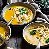 Slow-Cooker Kabocha Squash Soup