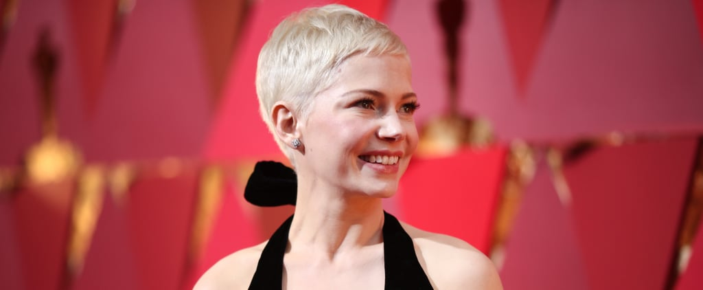 Michelle Williams's Engagement Ring Will Make You Faint From Love at First Sight