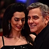George Clooney Wanted All Eyes on Amal — Understandably — at His Berlin Movie Premiere