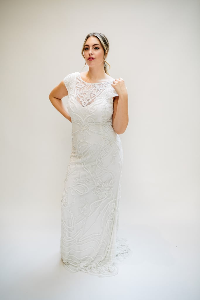 Theia for Lovely Bride wedding dress. | Lovely Bride Plus Size ...