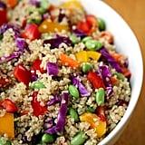 Lunch: Sesame Ginger Quinoa Salad