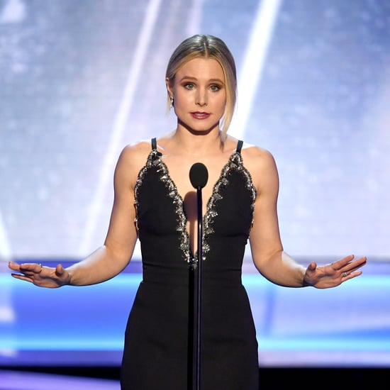 Kristen Bell's Melania Trump Reference at SAG Awards 2018