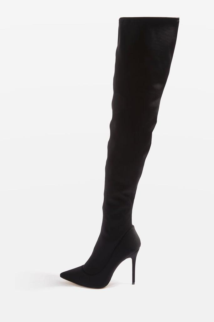 Topshop Bellini High-Heel Boots