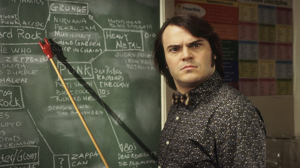 School of Rock – Dewey Finn