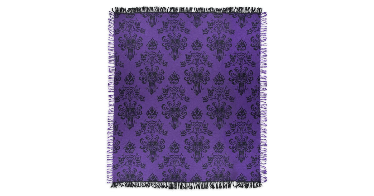 Haunted Mansion Throw Blanket 40 New Disney Online Store Unique Haunted Mansion Throw Blanket