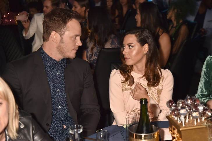 Chris Pratt And Aubrey Plaza Best Pictures From The 2018