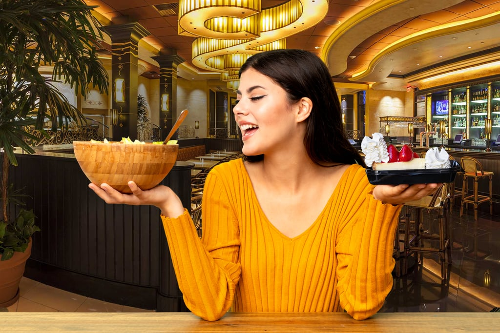 """Dine Out"" With These Restaurant Zoom Backgrounds"