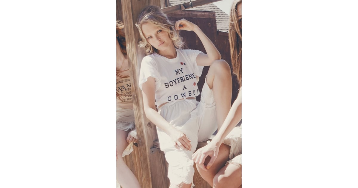 Wildfox couture my boyfriend 39 s a cowboy cowgirl tee for What s a couture pop