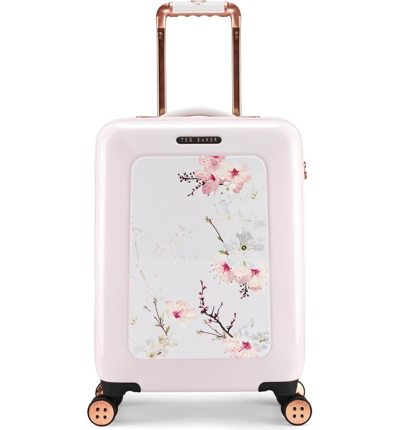 Ted Baker Small Four-Wheel Suitcase