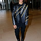 And We Couldn't Keep Our Eyes Off of Jaden Smith's Jacket