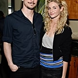 Josh Hartnett and Tamsin Egerton
