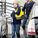 Reese Witherspoon Spends a Day With Dad-to-Be Jim Toth