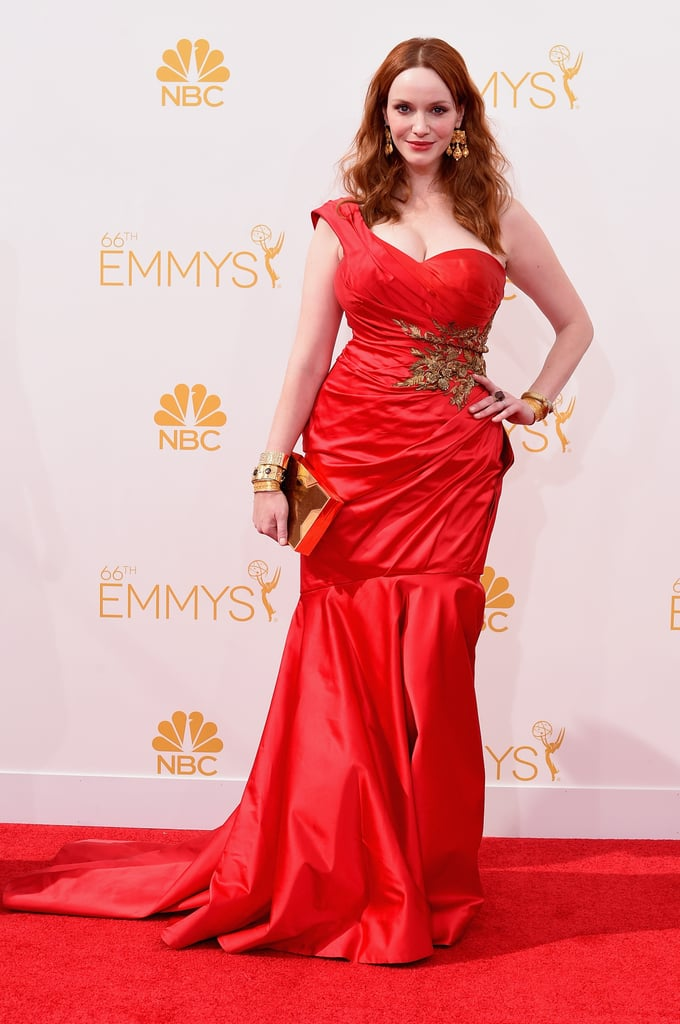 Christina Hendricks in Neil Lane Jewelry