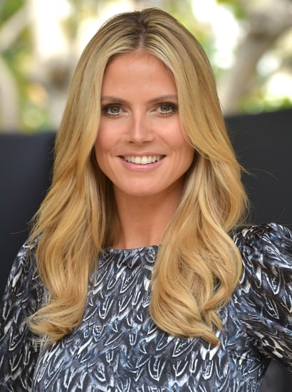 Heidi klum hair and makeup tips popsugar beauty urmus Images