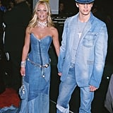 We Flashed Back to Britney and Justin's Iconic Denim Moment