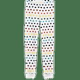 Primary Rainbow Heart PJ Pant ($16)