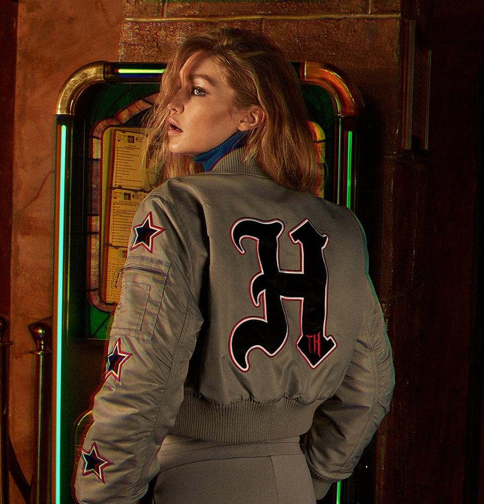 Gigi Hadid Insulated Bomber ($295)